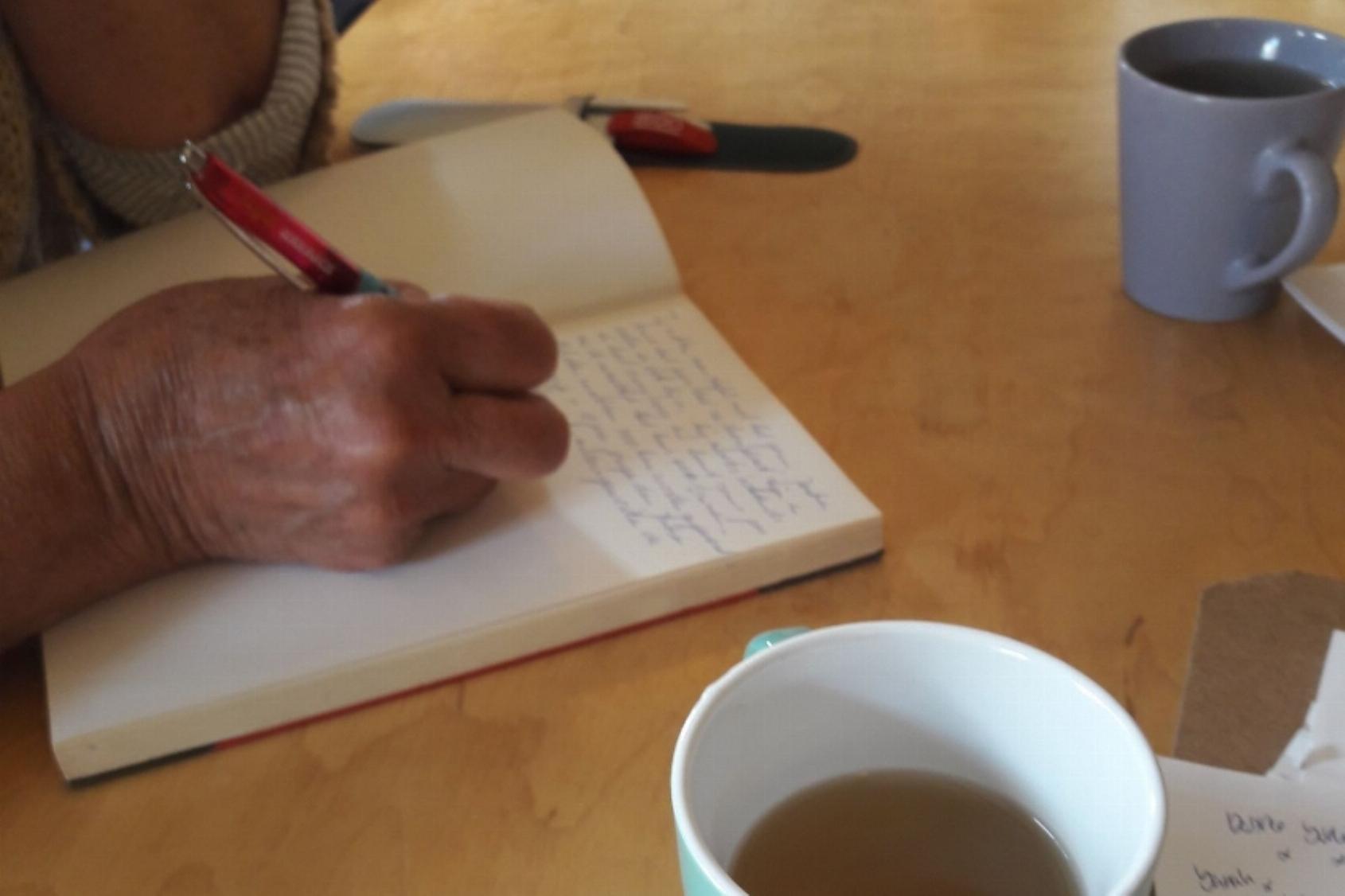 Het verhaal van je leven~autobiografisch schrijven