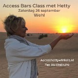 Access Bars Class met Hetty