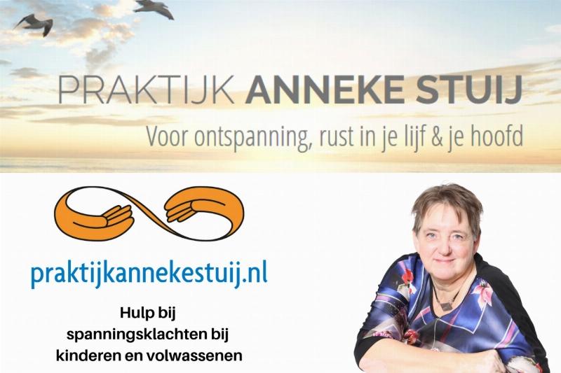 Heb je last van vermoeidheid, stress of klachten? Boek nu een sessie bij Praktijk Anneke Stuij!
