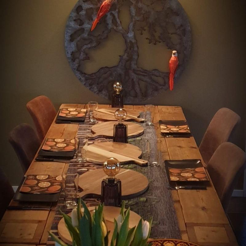 Sharing Table Indische Rijsttafel | Toldijk