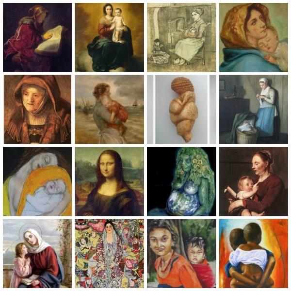 Schrijf portret Moeder ~ online- autobiografisch schrijven | Online
