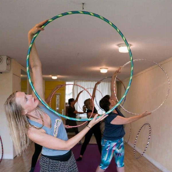 Hoopdance cursus Volwassenen Mixed Level | Breda
