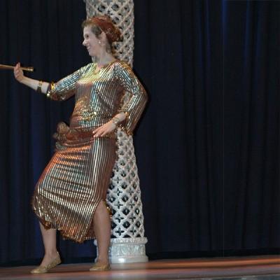 Holistisch Buikdansen, vrouwelijke essentie en heerlijkheid