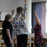 training Wakker Worden, bewegen en ontspannen voor volwassen