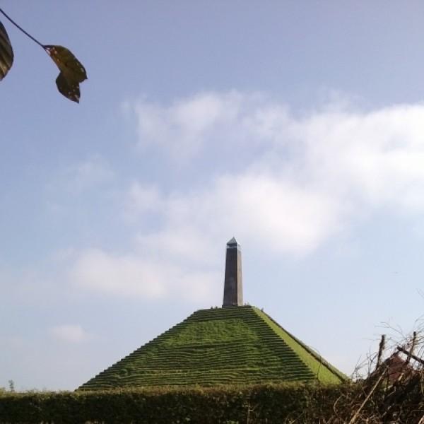 Krachtplaats-wandeling Pyramide van Austerlitz + activaties | Woudenberg