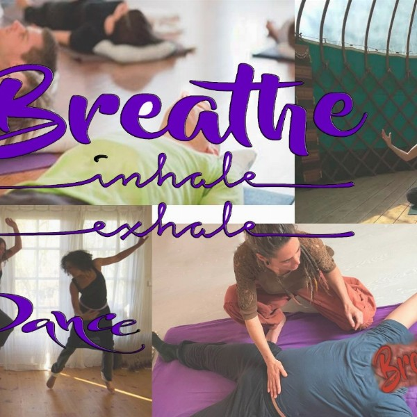 Dance'n Breathe | Amersfoort Pop-up Yoga