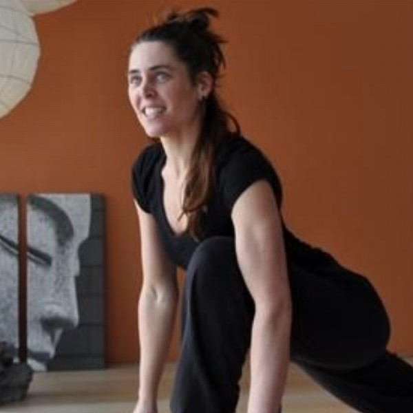 Sanna-Amersfoort Hoogland, Pop-up Yoga