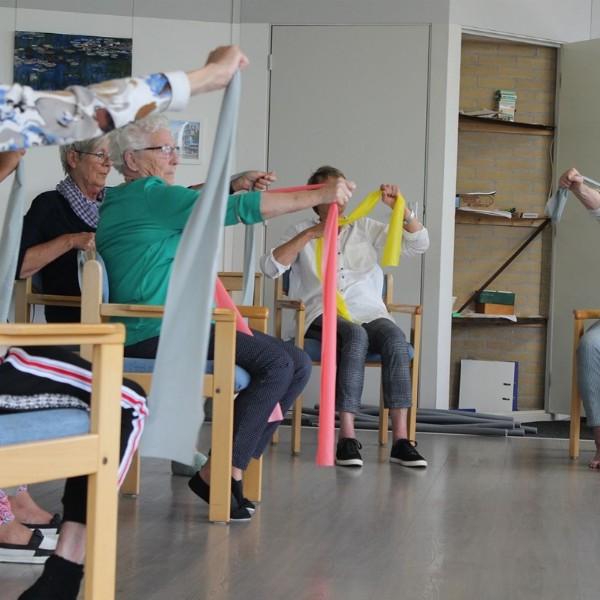 Wakker Worden Senior, bewegen,ontspannen en ontmoeten voor ouderen | Amersfoort