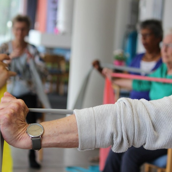 Wakker Worden: Anti-stress training > mindfull bewegen   Amersfoort