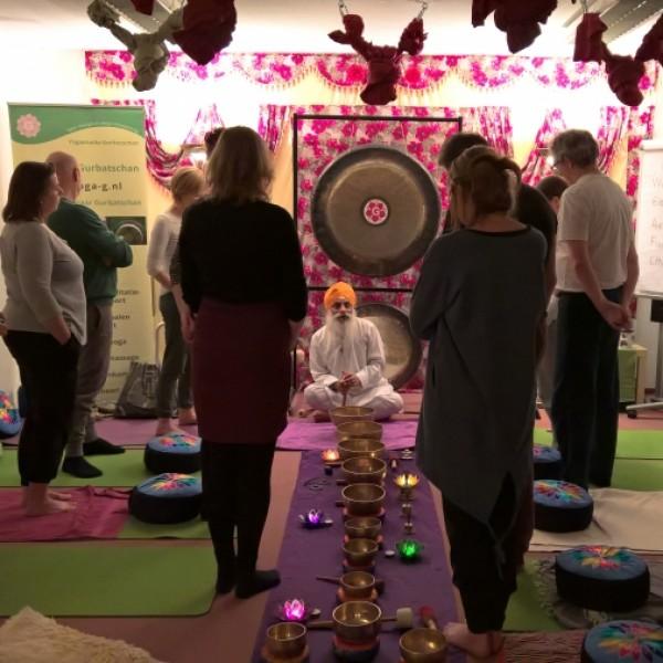 Gong- en klankschalen healing concert in Amersfoort | Amersfoort