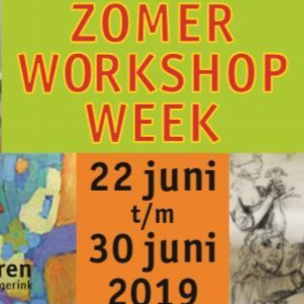 Zomer Workshop Week | Amstelveen
