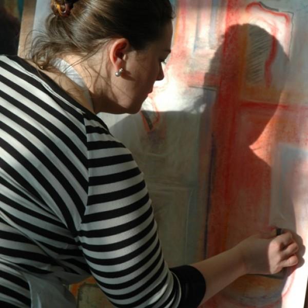Workshop Tekenen met Klank en Kleur 6 juni en 18 juli   Uithoorn