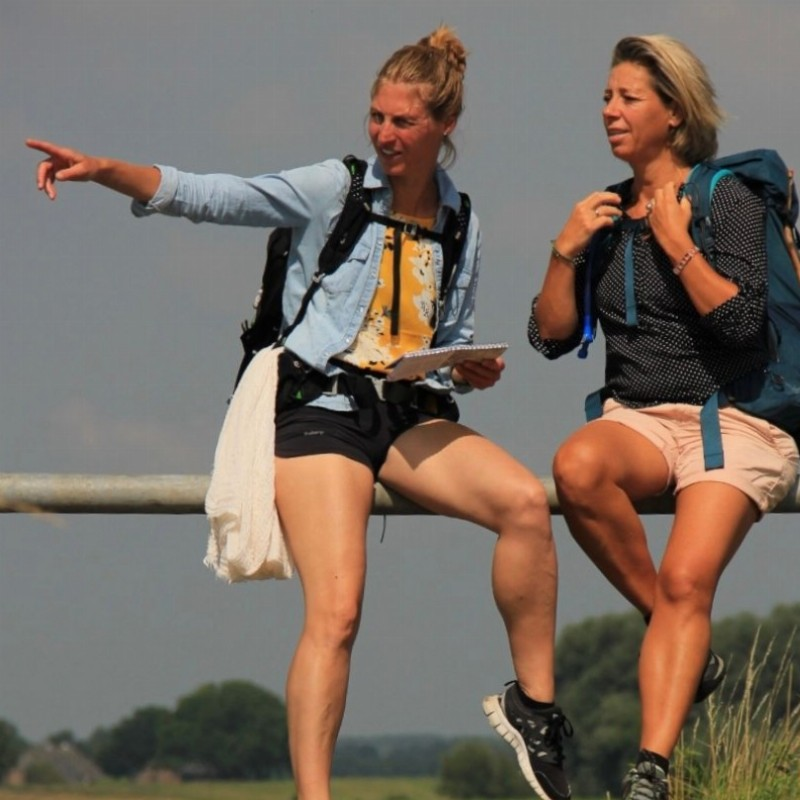 Pelgrimstocht op de Walk of Wisdom | Nijmegen