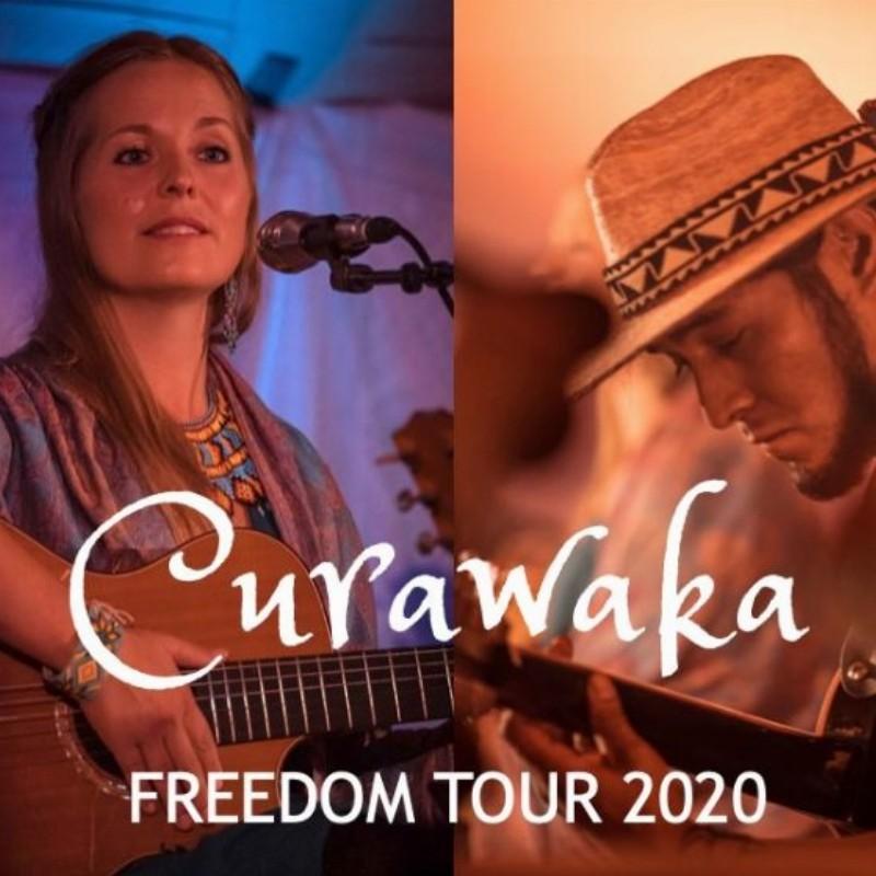 Curawaka Freedom Tour 2020, Support opening by Medicinesinger Jennifer Ann | Amsterdam