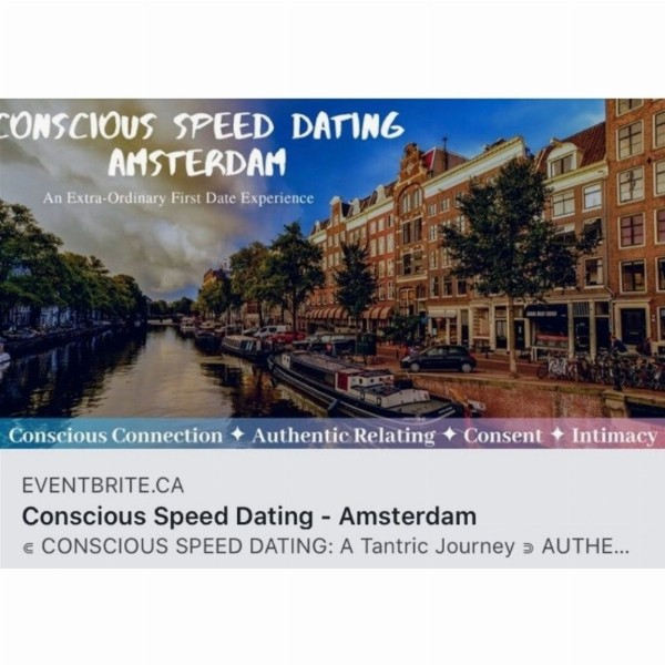 Conscious Speed Dating | Amsterdam