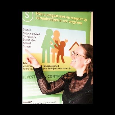 Lisette Goldman Coaching & Brainspotting