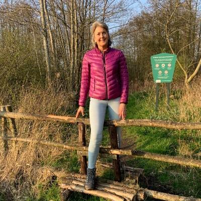 Ik zing mijn eigen lied / Annette Oppenberg