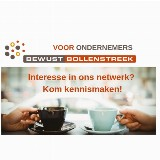 Ondernemerscafé voor geïnteresseerde ondernemers!