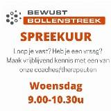 Spreekuur: loop binnen en maak vrijblijvend kennis met een coach/therapeut
