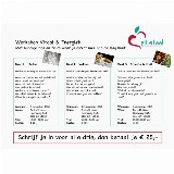 Workshop Vitaal & Energiek