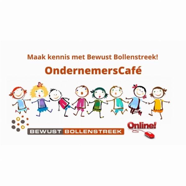 Ondernemerscafé Online: Maak kennis met elkaar en met BewustBollenstreek!  | Online