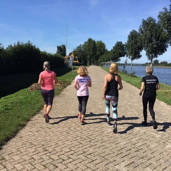 Bewuste Wandeling 'Powerwalk' met voedingscoach Lisanne | Noordwijk