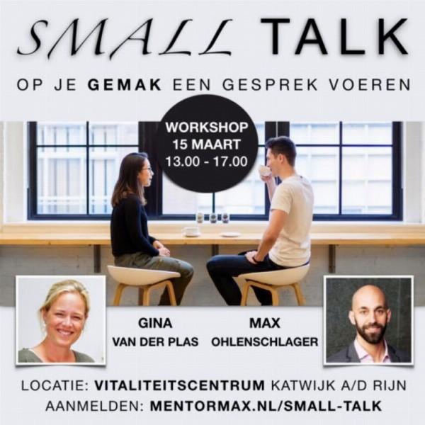 Workshop Small Talk | Katwijk