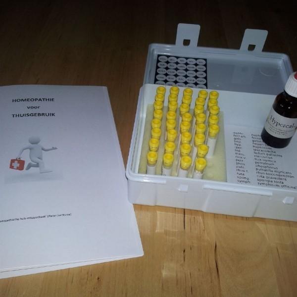 Workshop Zelf helpen met Homeopathie | Noordwijk