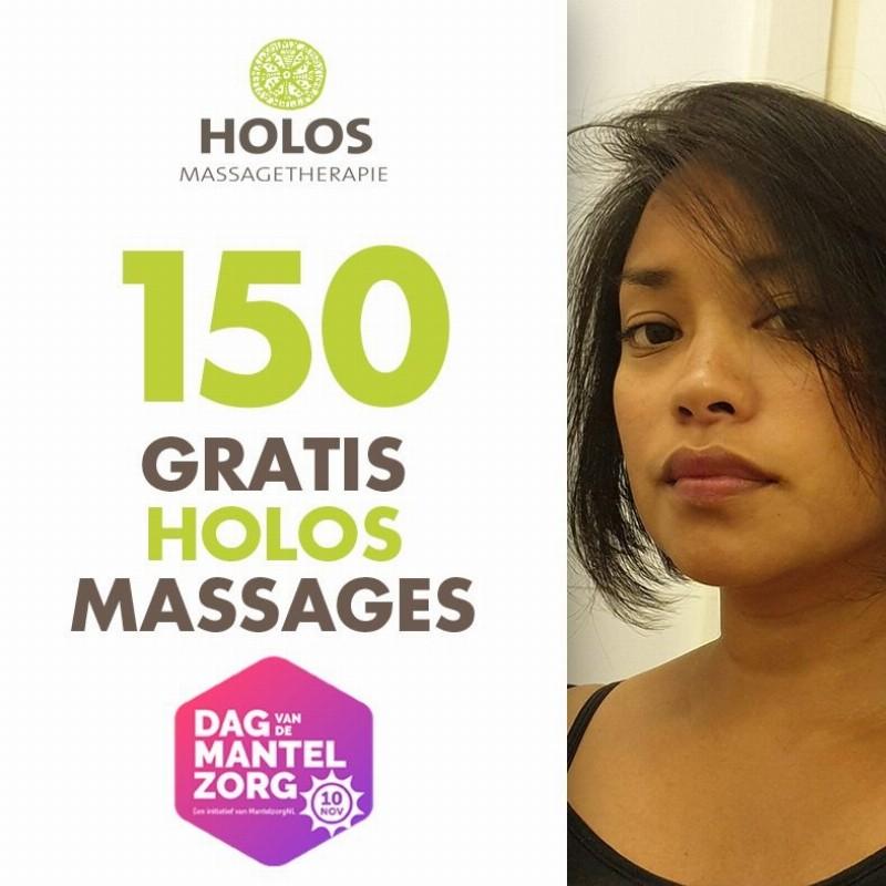 Massage - Dag van de Mantelzorg | Katwijk