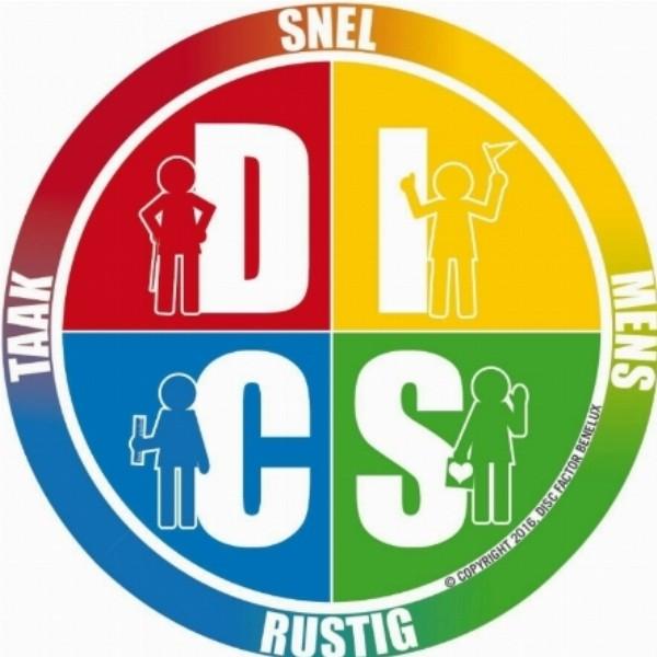 1 op 1 online sessie Persoonlijke ontwikkeling 'DISC' | Noordwijk