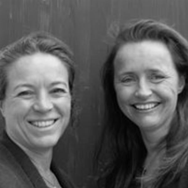 Nicolette Terhaag-Alkemade en Laura Martin-Noordwijk
