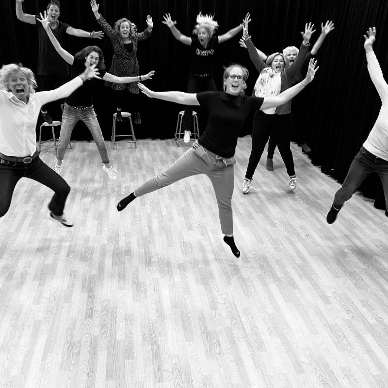 5 X Theater Improvisatie! Dinsdagavond - 20:00 - 21:30 uur | Noordwijkerhout