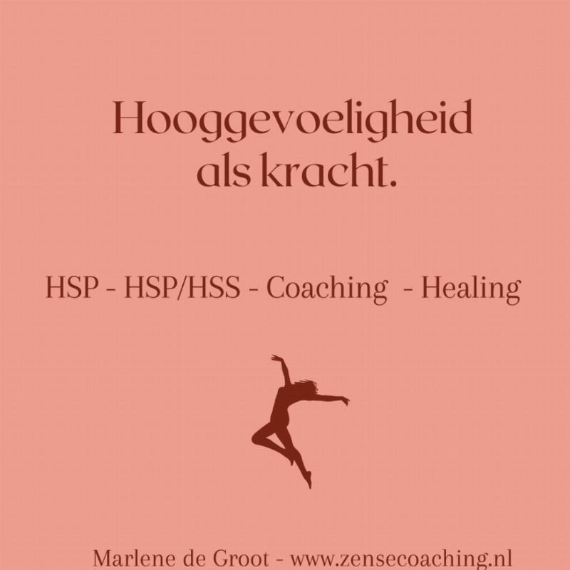 HSP coachsessie - op dinsdag, donderdag, vrijdagochtend | Noordwijk of online