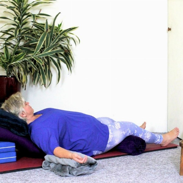 Restorative yoga in Theater aan de Slag | Culemborg