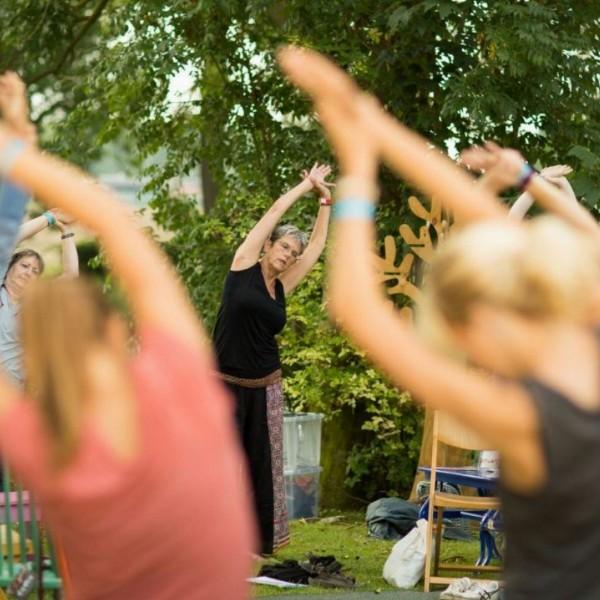 Start Zomer Yoga | Culemborg