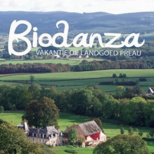 Biodanza vakantie op prachtig landgoed in midden Frankrijk | Frankrijk