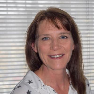 Jolanda van Viersen, Reflexzonetherapie ´8´