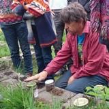 Polycultuur: een 4-laags groentetuin door