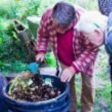 Zelf Composteren: composthoop, compostvat en wormcompostbak door Menno Swaak