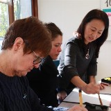 Japanse Kalligrafie lessen