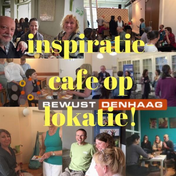 Inspiratiecafé op de Paranormaal Alternatief Beurs | Rijswijk