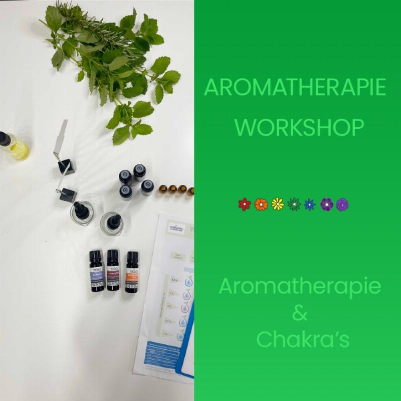 Workshop Natuurlijk Parfum blenden   Wassenaar