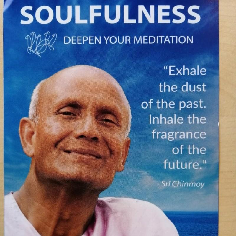 Meditatiecursus Soulfulness | Den Haag