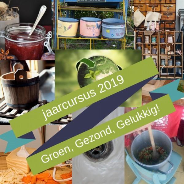 Jaarcursus Groen, Gezond, Gelukkig | Den Haag
