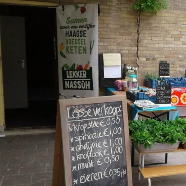 Kom kennismaken met Lekkernassuh op locatie Wonnebald | Den Haag