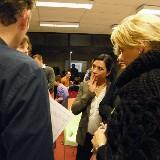 Karin Spijkerman coördinator Bewust Deventer en Tamara Ranty Deventer