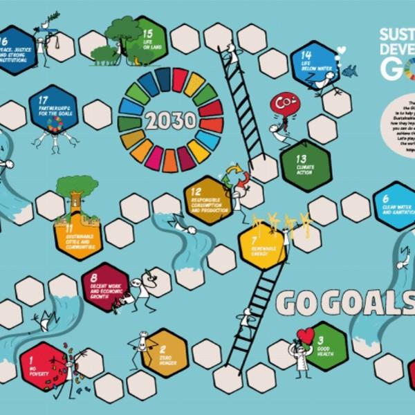 Game Social Development Goals 2030 | Deventer