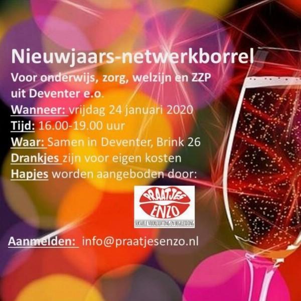 Nieuwjaars netwerkborrel | Deventer
