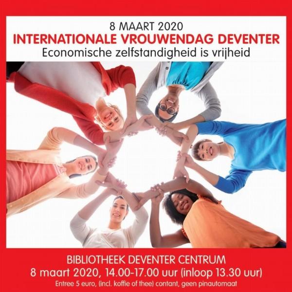 Internationale Vrouwendag Deventer | Deventer