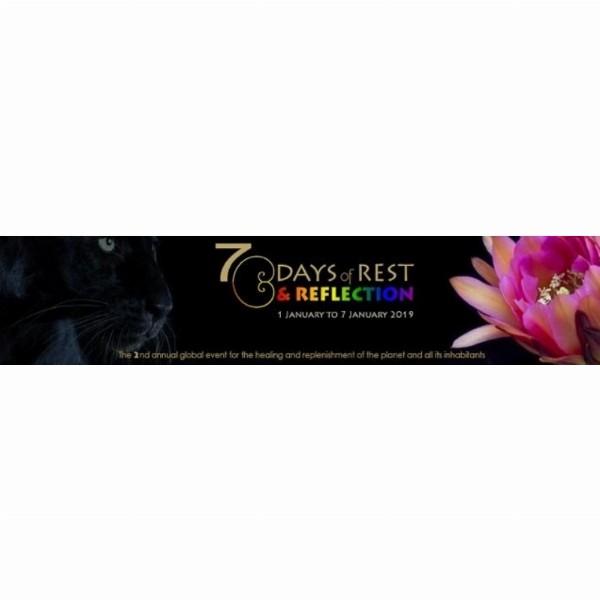 7 Days of Rest - (stilte) meditaties tijdens eerste 7 dagen van 2019 | Deventer